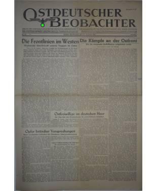 Ostdeutscher Beobachter Nr. 230 23. August 1944 Posen-20