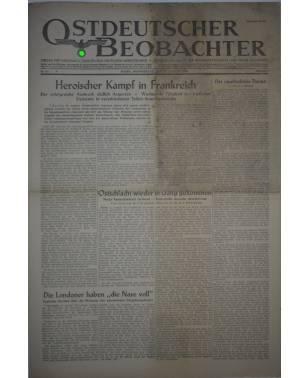Ostdeutscher Beobachter Nr. 231 24. August 1944 Posen-20