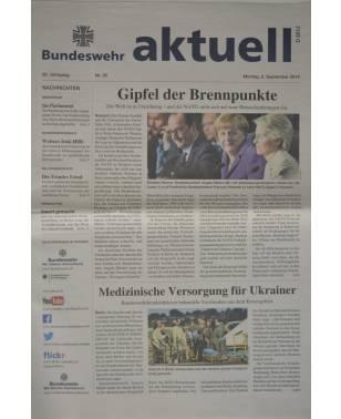 Bundeswehr aktuell Nr. 35 8. September 2014-20