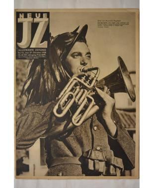 Neue Illustrierte Zeitung Nr. 43 27. Oktober 1938-20