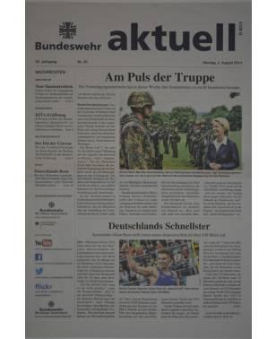 Bundeswehr aktuell Nr. 30 4. August 2014-20