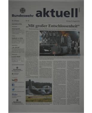 Bundeswehr aktuell Nr. 32 18. August 2014-20