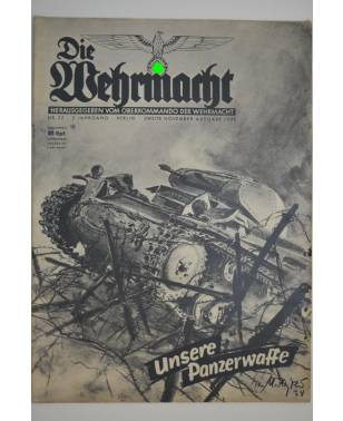 Die Wehrmacht Nr. 22 November 1938-20