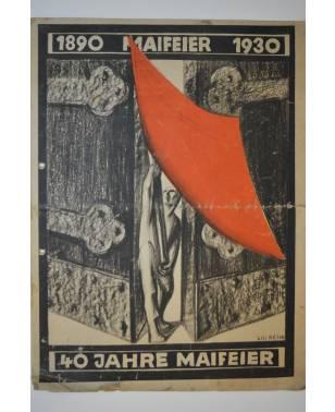 1890 Maifeier 1930 40 Jahre Maifeier-20