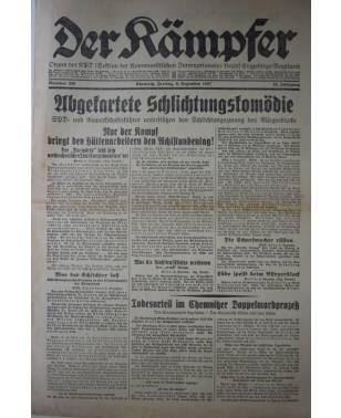 Der Kämpfer Organ der KPD Nr. 286 9. Dezember 1927-20