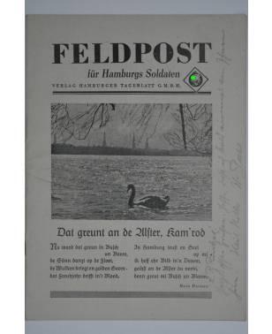 Feldpost für Hamburgs Soldaten 1940-20
