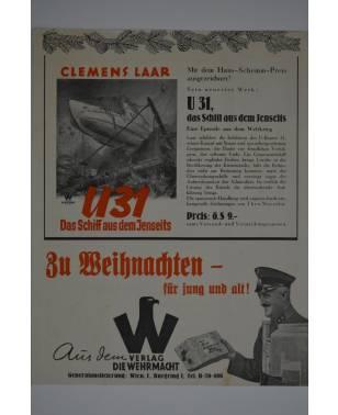 Werbung Verlag die Wehrmacht 1937-20