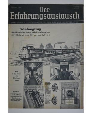 Der Erfahrungsaustausch Heft 10 Oktober 1944-20