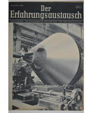 Der Erfahrungsaustausch Heft 11 November 1944-20
