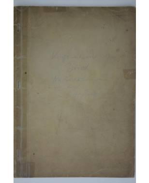 Bierzeitung Erinnerungsschrift Nachrichten-Kompanie einer Luftflotte Brüssel Belgien Kriegsweihnachten 1940-20