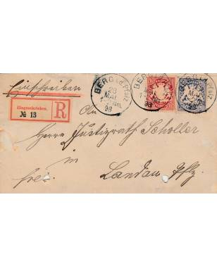 Brief Landau Pfalz 1898-20