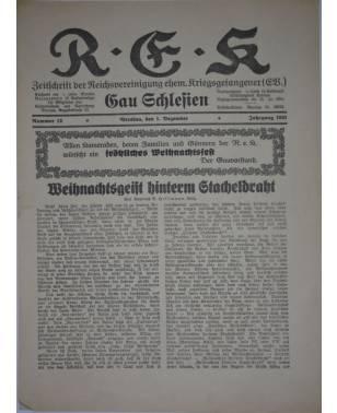 R-E-K Gau Schlesien Nr. 12 Dezember 1931-20