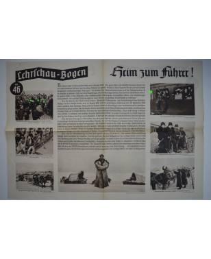 Lehrschau-Bogen Nr. 46/46a Heim zum Führer!-20
