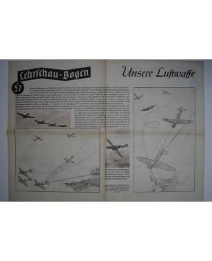 Lehrschau-Bogen Nr. 57/57a Unsere Luftwaffe-20