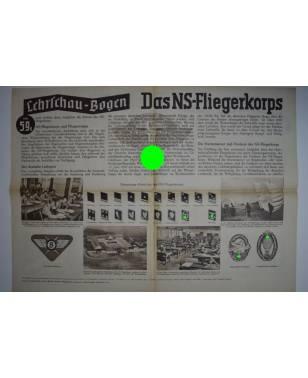 Lehrschau-Bogen Nr. 59/59a Das NS-Fliegerkorps-20