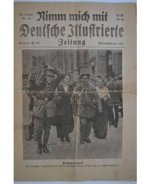 Nimm mich mit Deutsche Illustrierte Zeitung Nr. 43 1919-20
