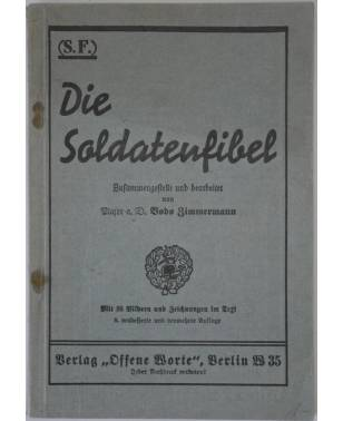 Die Soldatenfibel Major a.D. Bodo Zimmermann 1937-20