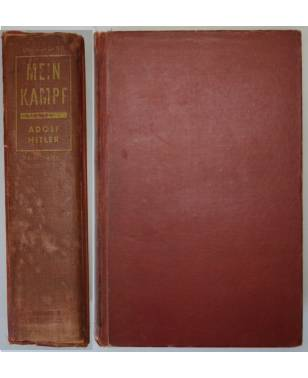Mein Kampf US Ausgabe Complete and Unabridged Fully Annotated Reynal and Hitchcock 1941-20